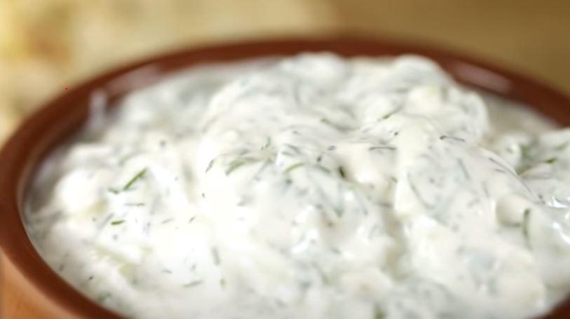 Tsatsiki reseptit