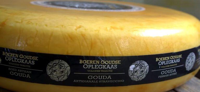 Hollantilaiset juustot