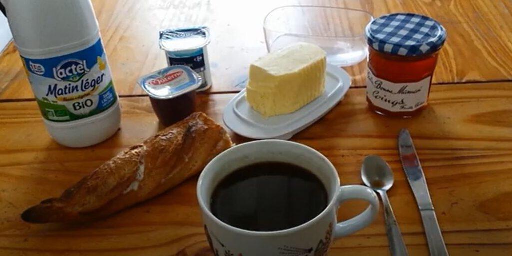 Ranskalainen aamiainen