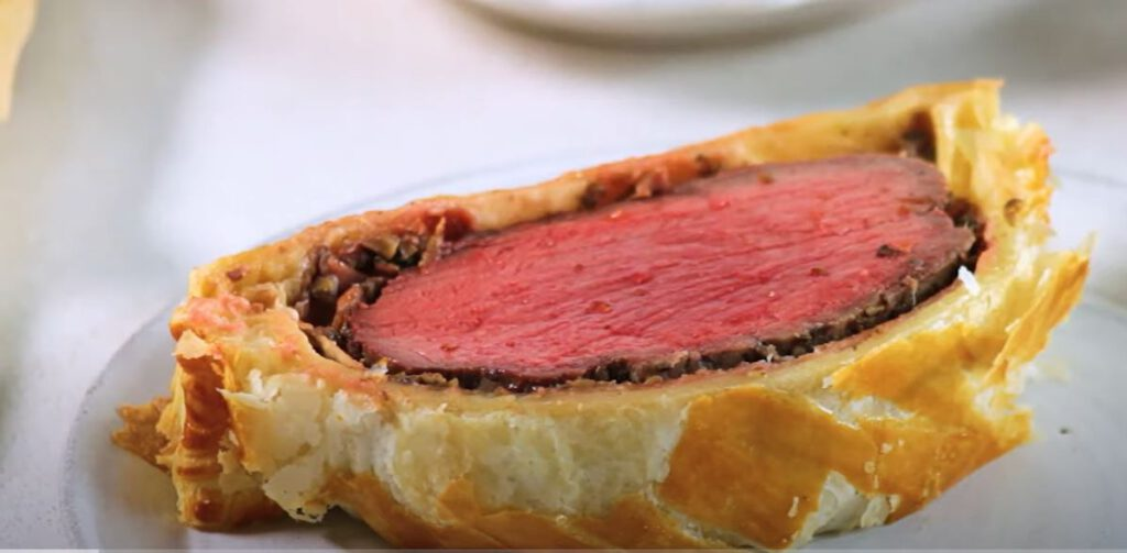 Beef Wellington - Wellingtonin pihvi